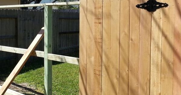 3 Rail Cedar Fence With Rot Board For The Home Pinterest