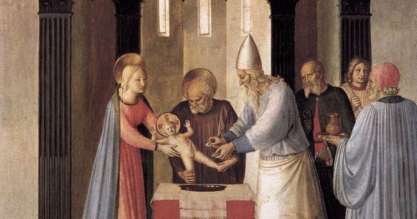 Armadio degli argenti, Fra angelico. Circuncisión. Itzel ... - photo#37