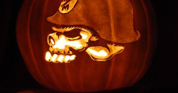 Metal mulisha thepumpkinreaper pumpkin carvings