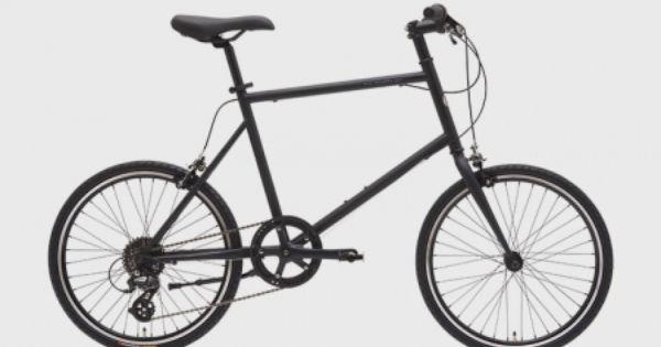 Tokyo Bike Mini Velo In Matte Black My Next Bicycle Oh Yes