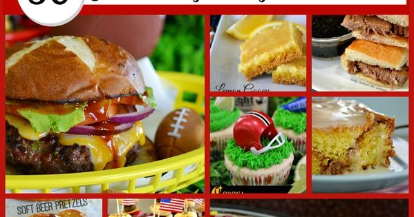 Day Party Food Ideas