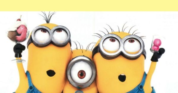 If you are planning to host a Despicable Me - Minion theme