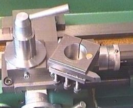 Quick Change Tool Post Set for Mini Lathe  Mini Metal Lathe Central Machinery