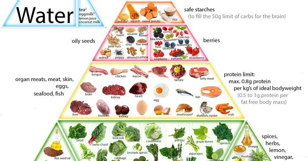 ketogenic-paleo-nutrition-pyramid | WORKOUT--FOOD | Pinterest | Nutrition pyramid and Paleo ...