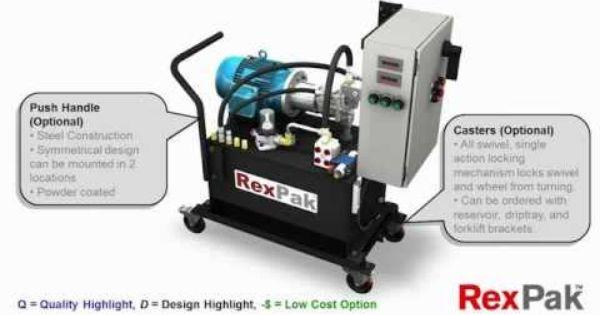 Rexpak By Bosch Rexroth Bosch Helping Customers Design