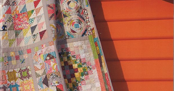 Long Time Gone By Jen Kingwell Quilting Pinterest
