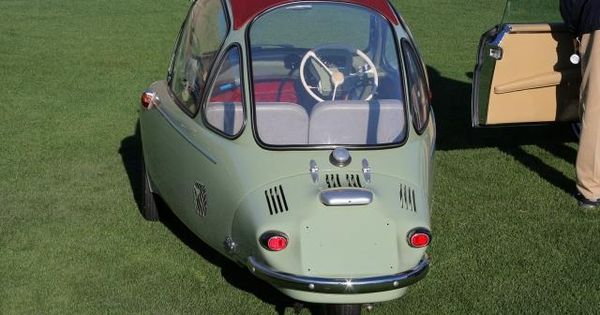 1959 Heinkel Trojan Bubble Car