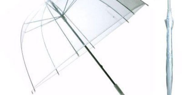 wholesale clear pvc dome umbrella