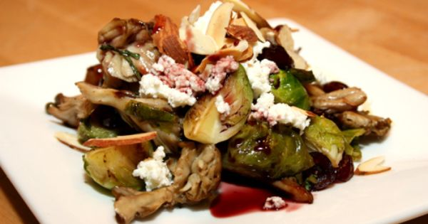 Roasted brussels sprouts, Sprouts and Brussels on Pinterest