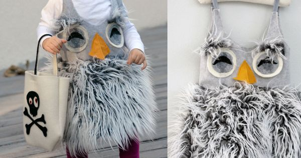 fuzzy owl costume so sweet halloweenie pinterest fasching kost m und fasnacht. Black Bedroom Furniture Sets. Home Design Ideas