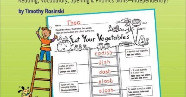 Daily Word Ladders Grades 4 6 Spelling Pinterest
