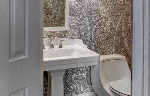 20 Sweet Bathrooms with Pedestal Sinks Messagenote.com