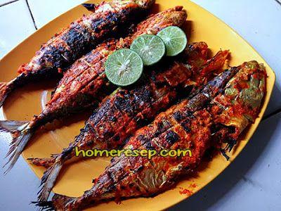 Resep Bumbu Ikan Bakar Padang Resep Masakan Indonesia Homemade Resep Ikan Ikan Bakar Resep