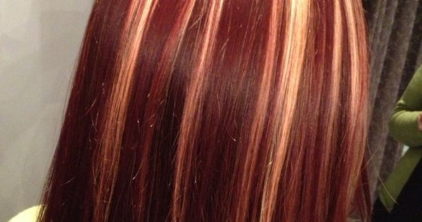 Love this mahogany copper colour with highlights | Gorgeous Fabulous ...