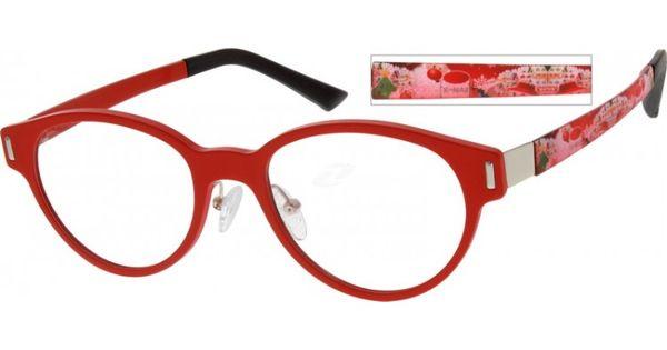 Plastic Full-Rim Frame 247318 Fashion