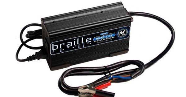 Braille Battery 12325l 12 Volt 25 Amp Hour Lithium Rapid Charger Electronic Battery Rapid Charger 12 V Lithium Battery Charger Battery Charger Lithium Battery