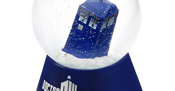 Doctor who tardis snow globe - Tardis selber bauen ...