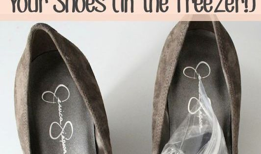 #10 How to stretch your shoes! ~ 31 Clothing Tips Every Girl