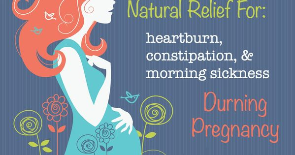 Natural Relief For Constipation Amp Heartburn During