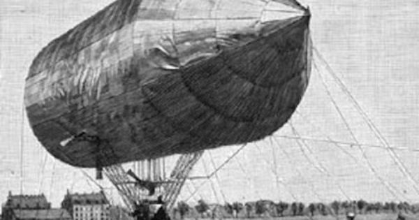 Dirk Puehl Google Zeppelin Airship Zeppelin Balloon Airship