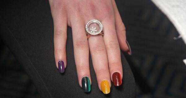 rainbow nail york
