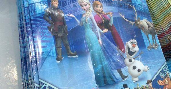 Frozen On Ice Program | Disney Merchandise | Pinterest ...