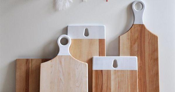 Des planches d couper d co pour ma cuisine planches for Planche de bois pour cuisine