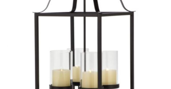 Varberg Hurricane From Z Gallerie Pillar Candle