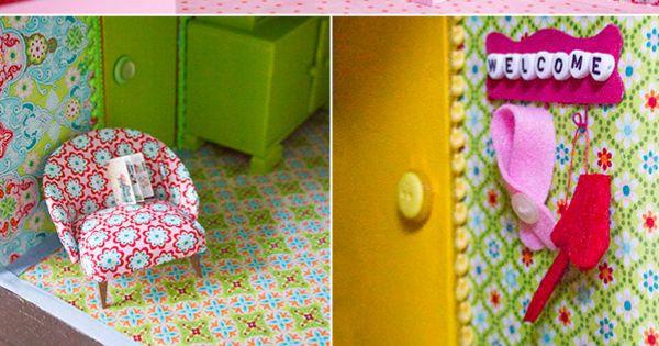 jetzt ist es bald fertig puppenhaus pinterest puppenstube spielzeug und puppenm bel. Black Bedroom Furniture Sets. Home Design Ideas