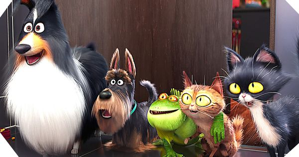 The Secret Life Of Pets Trailer 3 Secret Life Of Pets Pet Trailer Superbowl Tv