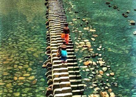 Міст «Піаніно» Китай