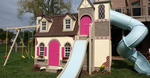 Design int rieur ext rieur de jeux maison pour enfants - Jeux de decoration d interieur ...