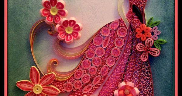 25 Beautiful Quilling Flower Designs and Paper Quilling ...