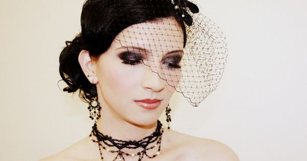 Gothic Wedding Makeup : gothic bridal makeup - Google Search Specialist makeup ...