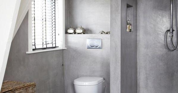 Idee 2 dusche und toilette nebeneinander for Dusche idee