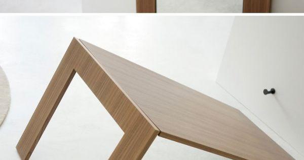 30 id es de tables manger extensibles design design tables et lieux - Solde table a manger ...