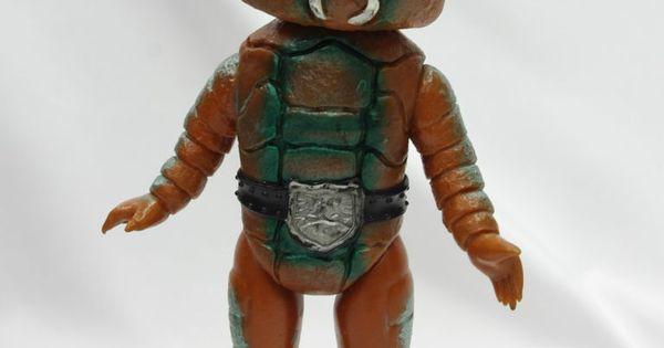 Kamen Rider Zanburonzo Bandai Monster Japanese Vintage
