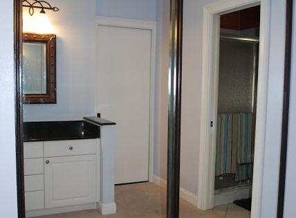 DIY Mirrored Closet Door Makeover Incase I ever live