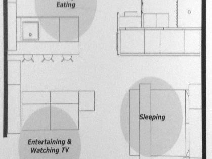 Ikea small space floor plans 380 sq ft garage - What does 500 square feet look like ...