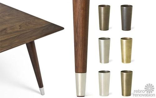 4 Places To Find Metal Shoes For Table Amp Chair Legs
