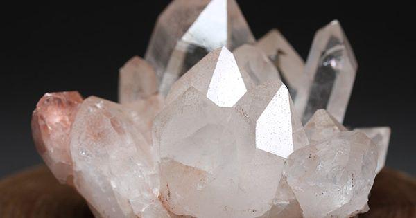 Himalayan crystal cluster