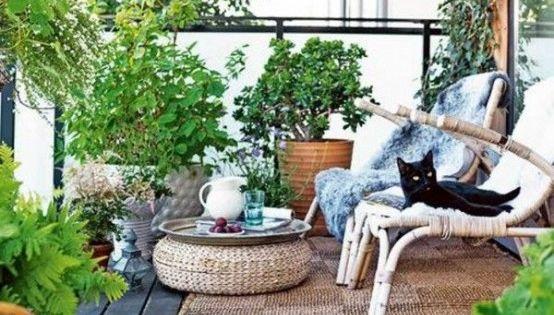 balcony balcony yard pinterest sch ner balkon und balkon. Black Bedroom Furniture Sets. Home Design Ideas