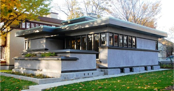 A look at frank lloyd wright 39 s little known prefabs for Frank lloyd wright house piani gratuiti