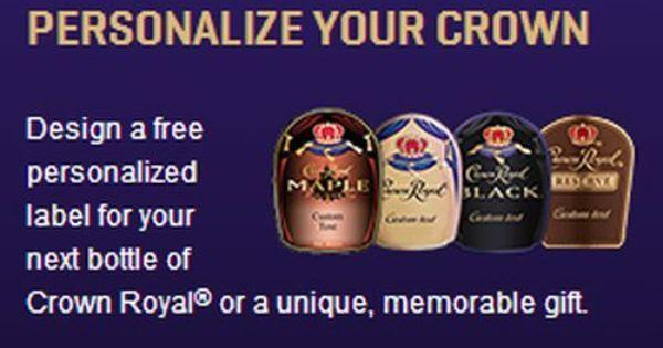Crown royal freebies