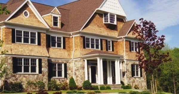 Shingle style home design hamptons pinterest for Hampton shingle style house plans