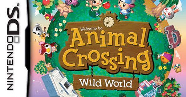 Animal Crossing Wild World Español Eur Nds Game Pc Rip Juegos Nintendo Juegos De Consola Nintendo Ds