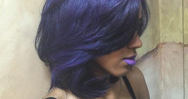 Cute Tinted weave hairstyles for Black Women http://www.shorthaircutsforblackwomen.com/weave-loan-store/
