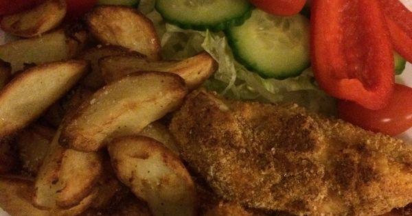 Slimming world KFC chicken - SYN FREE - my favourite. 2/3 ...