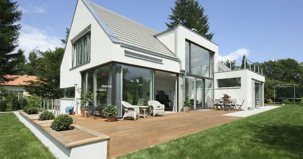 736 490 houses pinterest satteldach fassaden und. Black Bedroom Furniture Sets. Home Design Ideas