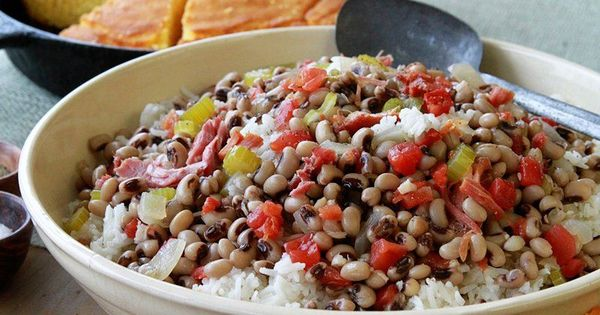 Hoppin' John | Recipe | Traditional, Eyes and New years dinner